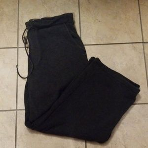 UGG for MEN dark gray Sweatpants, size Large